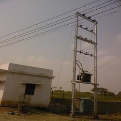 Sub Station Equipment Installation