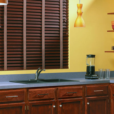 Horizontal Venetian Wooden Blind