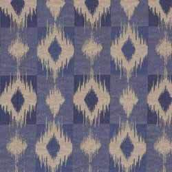 Purple Ikat Prints