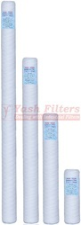 Industrial Wound Filter Cartridges