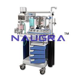 anaesthesia apparatus trolley