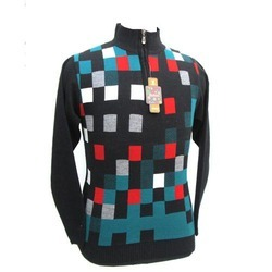 Gents Pullovers - Front Open Pullover Manufacturer from Ludhiana