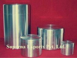 High Quality Tea Aluminum Canister