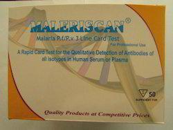 Malaria Card Test