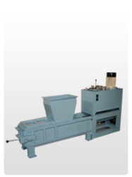 Horizontal Paper Baling Machine