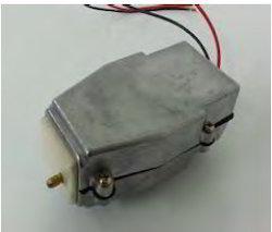 Mini Oil Less Linear Diaphragm Pump