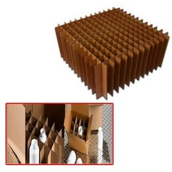 Corrugated Partitions for Pharma Industry