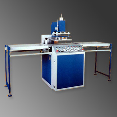 Pneumatic High Frequency Plastic Welding Machine