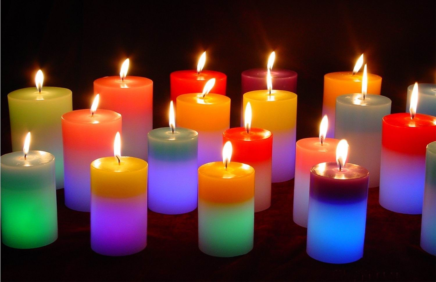 Image result for aura and candles spiritually