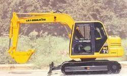 L and T Komatsu Excavator Rental Services
