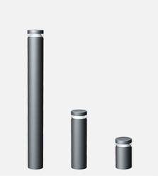 Sleek Ajna Bollard