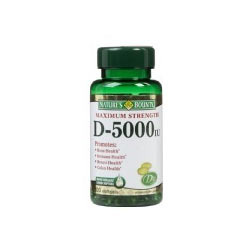 Nature's Bounty Vitamin D3-5000 IU