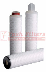 PP Pleated Micron Filter Cartridges