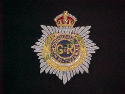 Royal Army Blazer Badges