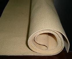 needle punched filter fabrics