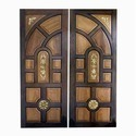 Antique Wooden Door