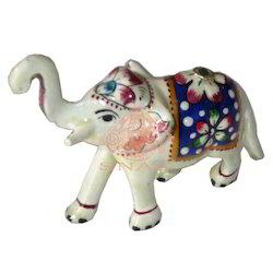 Indian Handicrafts - Elephant Statue