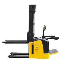 Battery Operated Electric Stacker