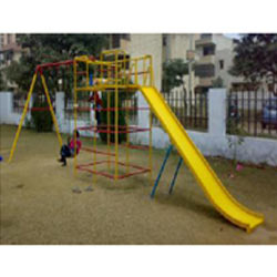 Three In One Playground Equipment