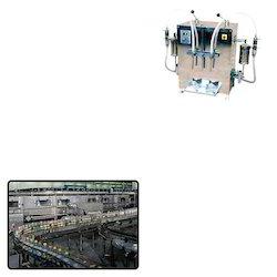 Bottle Filling Machine for Beverage Industry