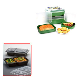 Microwave Containers for Kitchen Use