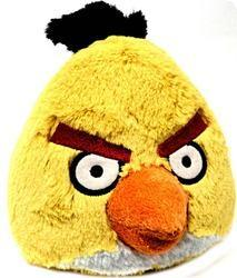angry bird soft toy