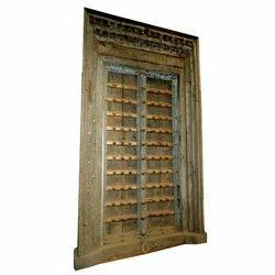 Vintage Carved Door