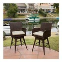 Outdoor Swivel Bar Chair