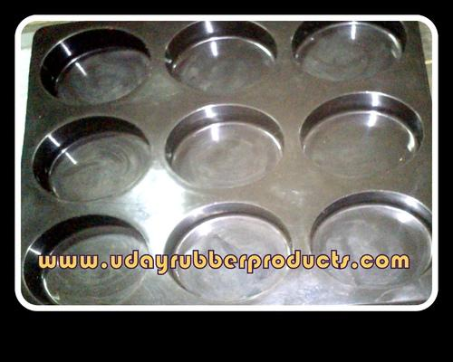 Silicone Soap Mold - 100gms Oval Shape