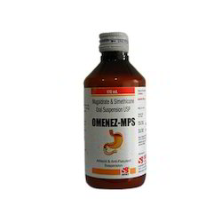 Magaldrate Simethicone Syrups