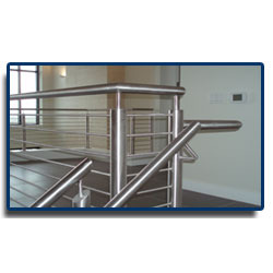 Stainless steel railings manufacturer from ahmedabad for Terrace railings design philippines