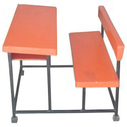 Secondary Bench with FRP Top