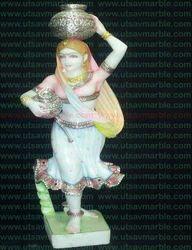 Standing Bani Thani Statue
