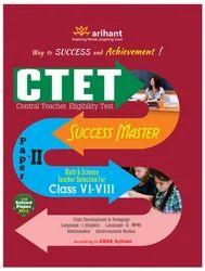 CTET Sucess Master Class VI-VIII