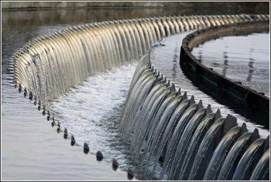 Treatment Plant Effluent Wastewater Treatment Plant