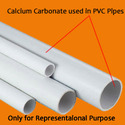 Calcium Carbonate for PVC Pipes