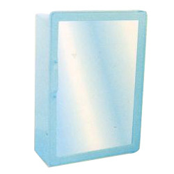 Plastic Mirror Bathroom Cabinets