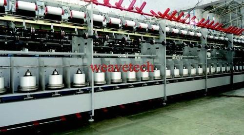 Large Package TFO Yarn Twisting machine