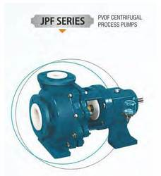 Centrifugal Process Pumps in PVDF