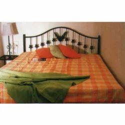 Metal Powder Coated Bedroom Beds