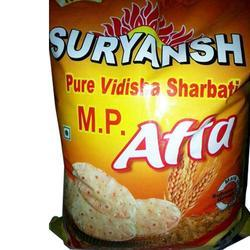 Wheat Atta Packing Bag