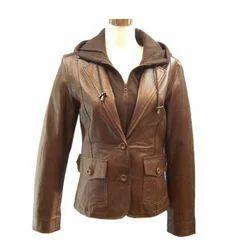 Designer Faux Leather Jackets