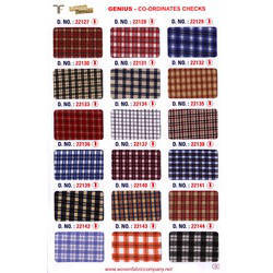 School Uniform Shirting Fabric - PG47