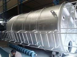 Vertical Top And Bottom Conical Tanks