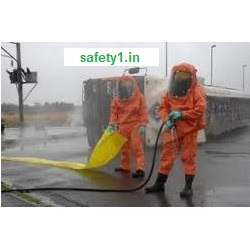 Chemical Gas Tight Suits