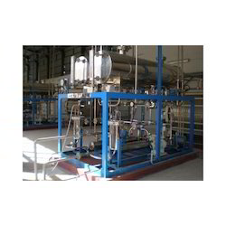 Water Hydrogen Mounted Plant