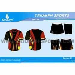 Indoor Soccer Uniform