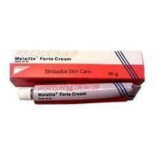 Melalite Forte Cream 30gm