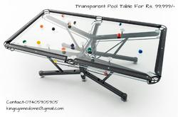 Snooker Table, American Pool Table & Transparent Pool Table