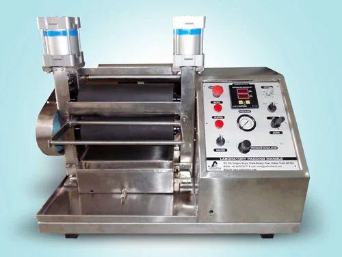 Textile Laboratory Dyeing Machines Padding Mangle